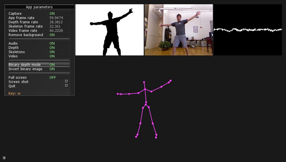 Kinect SDK block - Cinder Forum ARCHIVE
